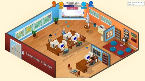 Game Dev Tycoon Review | Linux and Open Source | Scoop.it