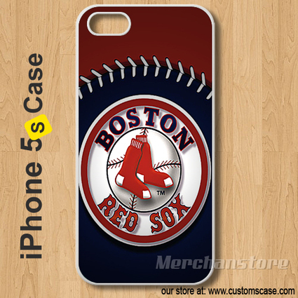 Boston Red Sox Custom iPhone 5s Case Cover | Merchanstore - Accessories on ArtFire | Custom iPhone 5s Case Cover | Scoop.it