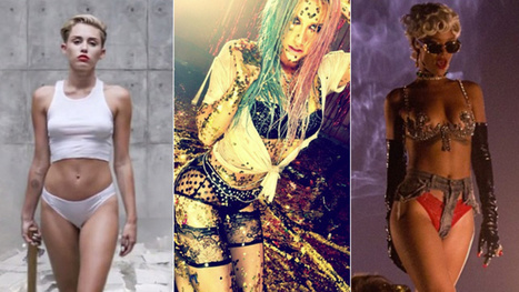 The Problem With All These Half-Naked Pop Stars | Prospection sexualité | Scoop.it