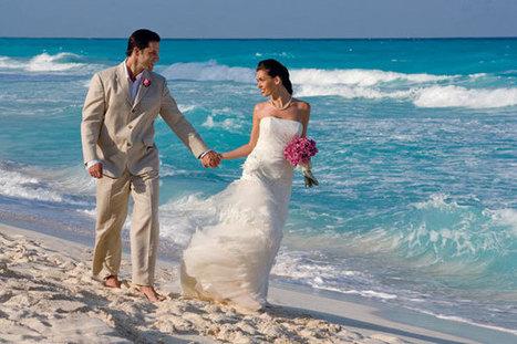Dressing for a Destination Wedding - Destination Wedding Attire | Wedding Planning, Ideas & Etiquette | Bridal Guide Magazine | Invitations By Dannye | Scoop.it