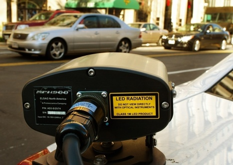 LAPD failed to report policy on license plate readers | Police Problems and Policy | Scoop.it