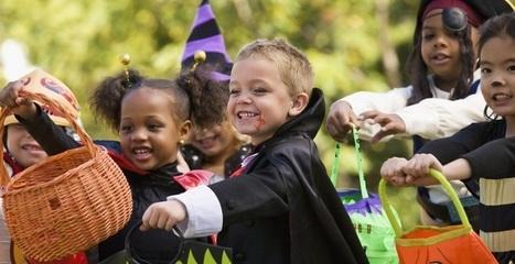 Halloween en toute sécurité | Fiestas & Fêtes pour les petits | Scoop.it