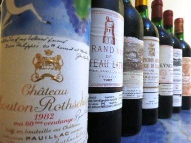 1982 Pauillac Bordeaux Wine Tasted, Rated, Contemplated | Vitabella Wine Daily Gossip | Scoop.it