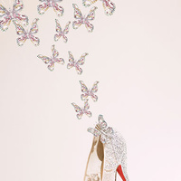 Christian Louboutin au royaume de Cendrillon | Fashion Marketing | Scoop.it