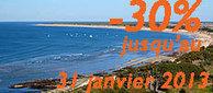 bons plans atlantique Ile d'Oléron | Promos location campings hors saison | Scoop.it