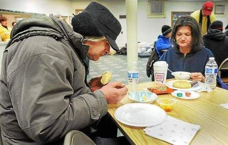 Homeless survive winter months with help of shelters, volunteers | SocialAction2015 | Scoop.it