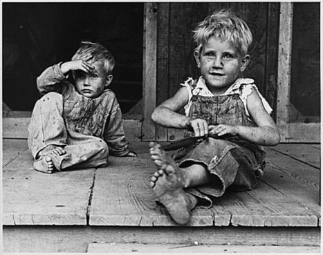 Facts About The Great Depression | The Great Depression Info or The Golden Age of Comics | Scoop.it