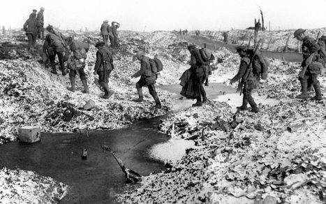 Army chiefs 'bungled intelligence from German prisoners that could have stopped Somme disaster' | World at War | Scoop.it