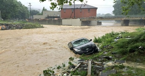 The Majority Of West Virginia Is Under A State Of Emergency After Floods Devastate The State | Risques naturels et technologiques infos | Scoop.it