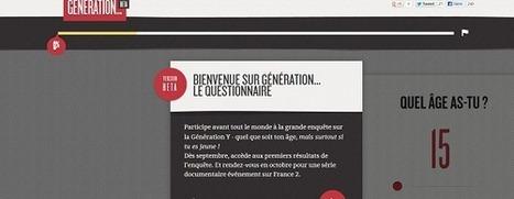Génération Y, un grand questionnaire pour mieux comprendre | Time to Learn | Scoop.it