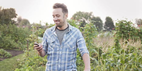 This gardening app has a human touch | School Gardening Resources | Scoop.it