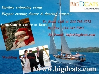 Dallas Outdoor Corporate Parties and Weddings Receptions | Catamaran Services | Scoop.it