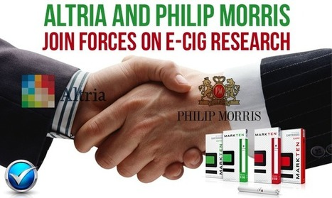 As Snus Flop Altria And Philip Morris Join Forces   The ECCR Blog   Scoop.it