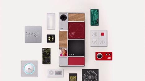 Projet Ara : où en est le téléphone modulaire de Google ? | Coopération, libre et innovation sociale ouverte | Scoop.it
