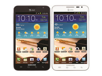 ICS Update for AT&T Samsung Galaxy Note I717 Now Released & Available Over The Air | Geeky Android - News, Tutorials, Guides, Reviews On Android | Android Discussions | Scoop.it