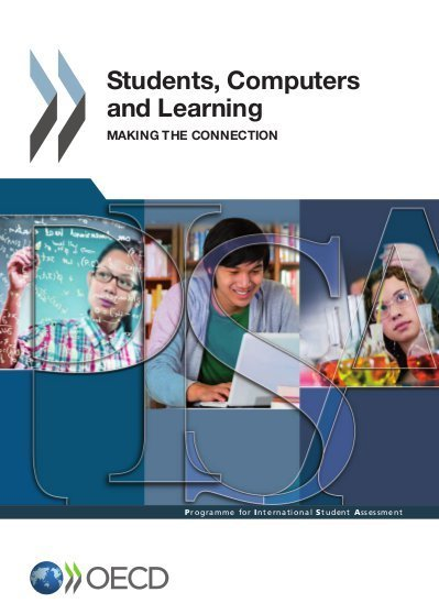 Students, Computers and Learning OECD - descargable | Maestr@s y redes de aprendizajes | Scoop.it