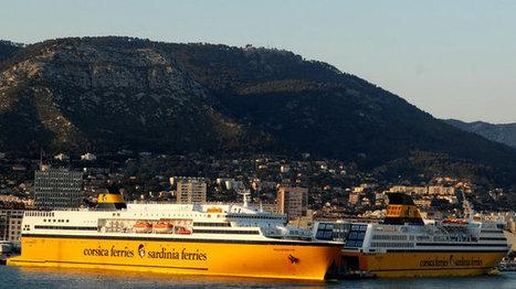 Le ministre des Transports sermonne Corsica Ferries | sncm | Scoop.it