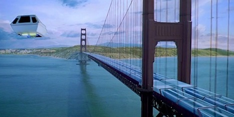 Why Star Trek Made San Francisco the Center of Its Futuristic Utopia - Wired | Star trek technology | Scoop.it