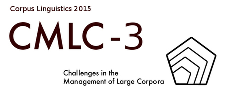 Challenges in the Management of Large Corpora (CMLC-3) | Applied Corpus Linguistics to Education | Scoop.it