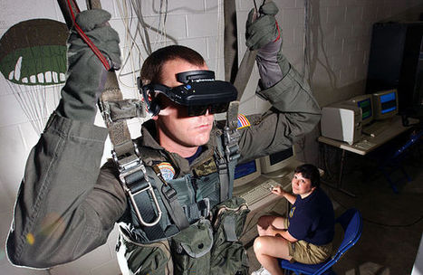 Futuristic becomes realistic in virtual reality therapy sessions ... | augmented reality II | Scoop.it