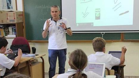El uso de «tablets» mejora la comprensión de los estudiantes - ABC.es | Entornos virtuales de  Aprendizaje | Scoop.it