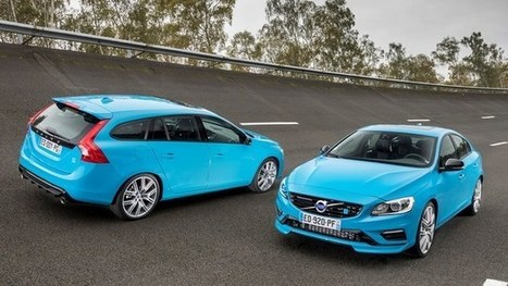 Polestar va électriser Volvo - le blog auto   Volvo Polestar & Team Cyan   Scoop.it