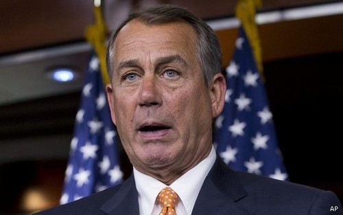Rasmussen: Voters' Opinion of RINO obama puppet Boehner Plummets
