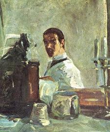 Blog de Arinda: 24 DE NOVIEMBRE DE 1864 NACÍA EL PINTOR ... | Contemplación | Scoop.it