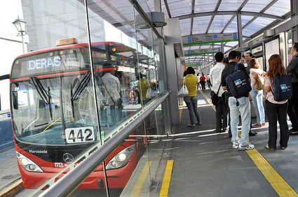 How bus rapid transit is cleaning the air and saving commute time in Mexico City and Istanbul | Kaid Benfield's Blog | Switchboard, from NRDC | Suburban Land Trusts | Scoop.it