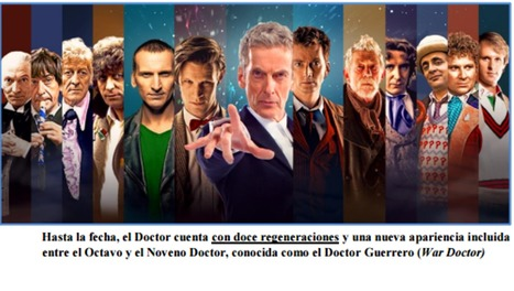 Narrativa ad infinitum : la narrativa transmedia de Doctor Who / Saida Herrero Morales | Comunicación en la era digital | Scoop.it