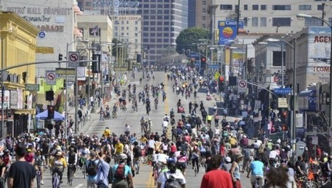 Spend A Day Behind Bars: CicLAvia | Sustainable Living | PowerHouse Growers | Sustainable Living | Scoop.it