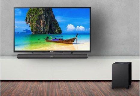 Sony HTCT770 2.1ch soundbar review of specs | Best soundbar reviews | Scoop.it