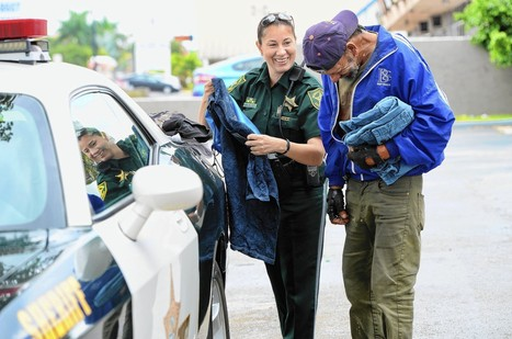 Deputies focus on helping the homeless through new course | SocialAction2015 | Scoop.it