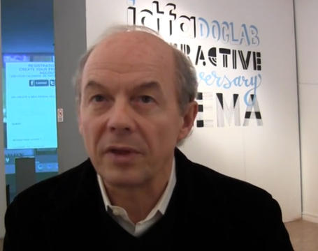 Video Interview | William Uricchio defines Interactive Documentary | Open Documentary Lab at MIT | Webdoc & Formazione | Scoop.it
