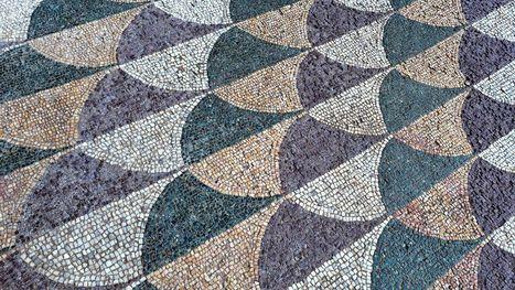 Une mosaïque des Thermes antiques de Caracalla rénovée à Rome | Monde antique | Scoop.it
