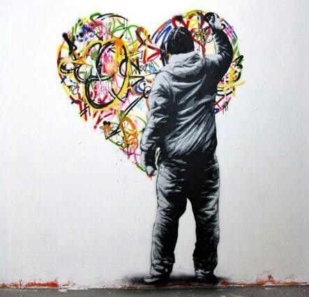 Street Heart   Le street art et la manière   Scoop.it