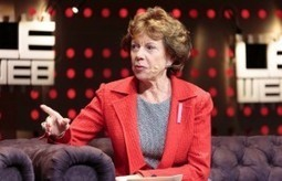 "[VIDEO] ""Hello Startups!"" - Neelie Kroes tells European entrepreneurs to make their voices heard   Entrepreneurship in the World   Scoop.it"
