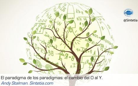 El paradigma de los paradigmas: el cambio del O al Y | Redes para emprender | Scoop.it