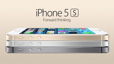 Apple iPhone 5s ~ Techno2know   Technology   Scoop.it