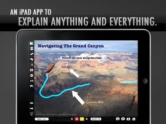 Explain Everything - iPad app | Mrs Beatons Web Tools 4 U | Scoop.it