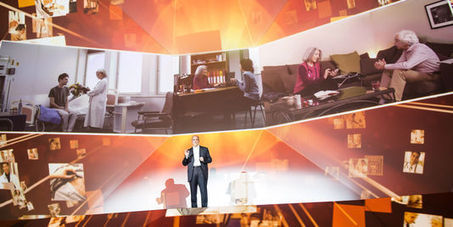 Orange fait son « show » autour des objets connectés - Le Monde | Robotique, intéractions, mouvement | Scoop.it