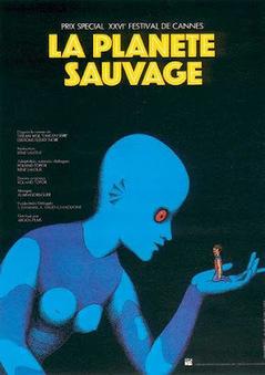 Tup-Cine: Planeta Fantástico / Planeta Selvagem (La Planète ... | Paraliteraturas + Pessoa, Borges e Lovecraft | Scoop.it