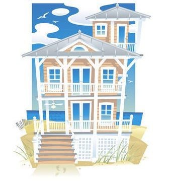 Bigger Homes for Wealthy with Mortgage Tax Break   Texas Coast Real Estate   Scoop.it