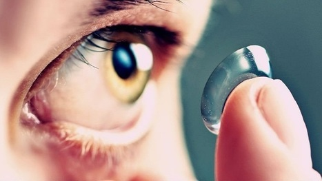 Sony has filed a patent for Contact Lenses that Record and Store Videos with the Blink of an Eye | Technology in Business Today | Scoop.it