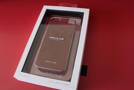 Executive for iPhone 5/5S Funda con piel Alcantara de Opulus NY (Review)   Reviews iPhone iPad accesorios   Scoop.it