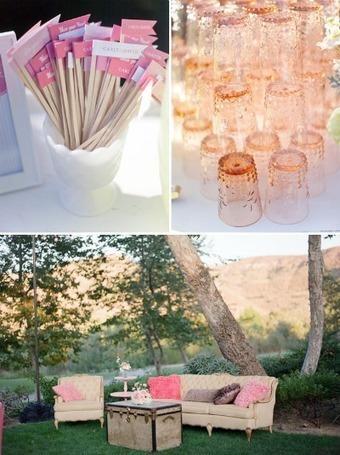 { Idées Déco } Mariage romantique : misez sur les fleurs | décoration & déco | Scoop.it
