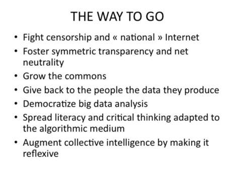 Cyber-democracy: my global political program! by @plevy | @eDemocracy | The New Global Open Public Sphere | Scoop.it
