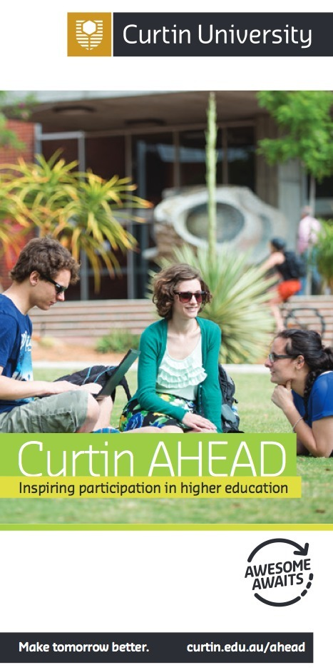 Curtin AHEAD (Addressing Higher Educational Access Disadvantage) | Higher Education Teaching and Learning | Scoop.it