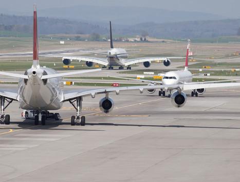 Le secteur aérien veut compenser ses émissions carbone | Acteurs de la transition énergétique | Scoop.it