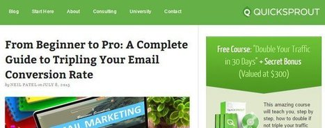 How to Craft Engaging Email Marketing Campaigns for WordPress | MailChimp Email Marketing | Scoop.it